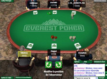 everest poker clubic