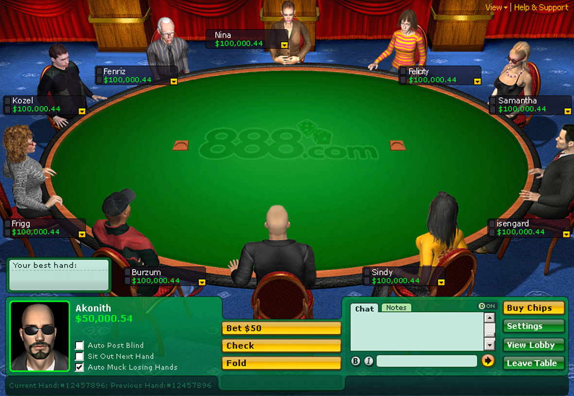 free online poker machine games to play